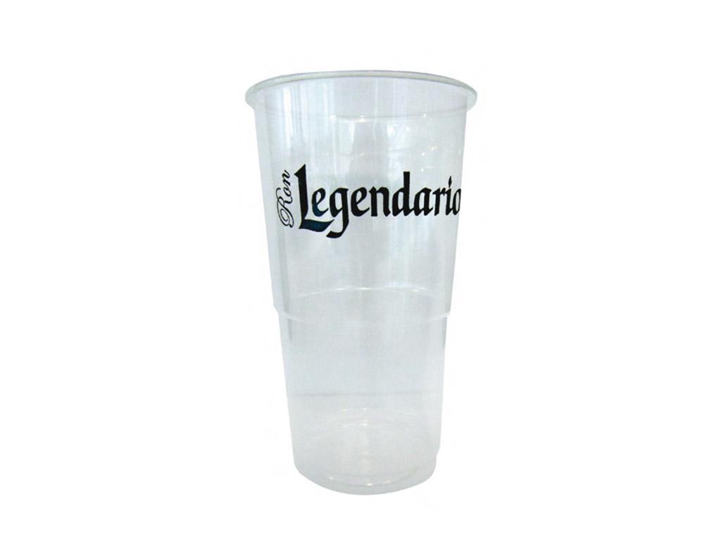 Bicchiere Plastica 50 pz.