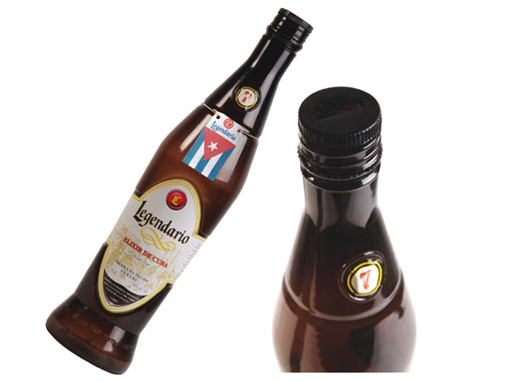 Bottiglione Salvadanaio