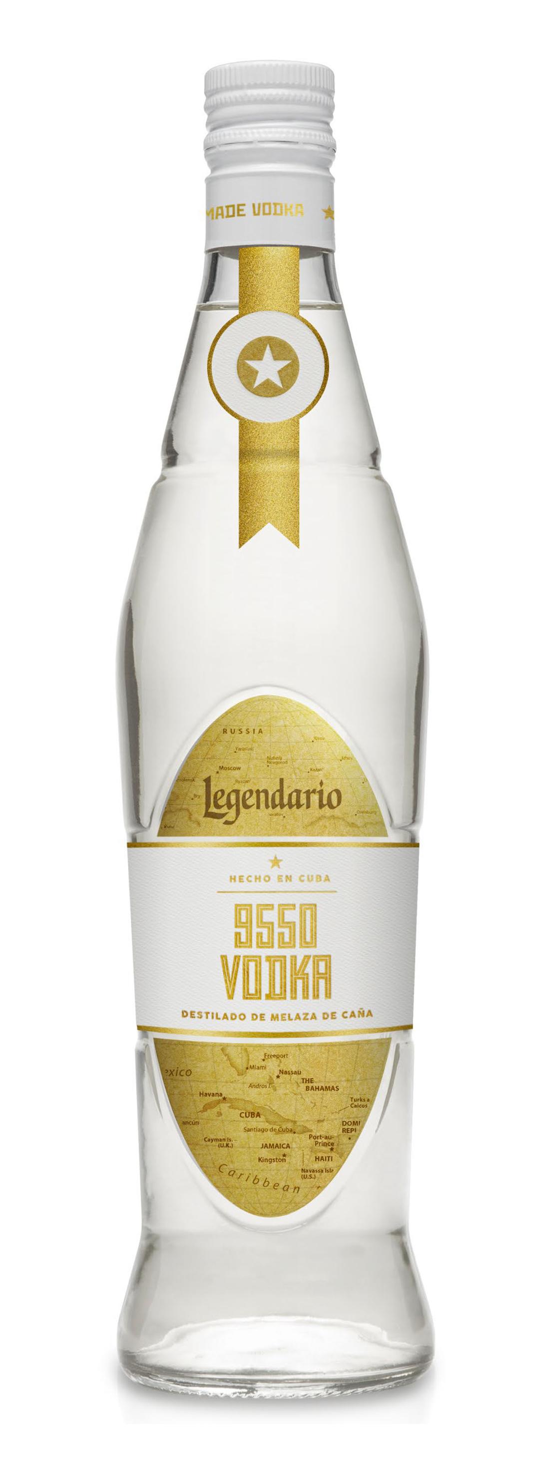 9550 Vodka